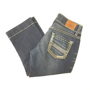 BKE Jeans Culture Crop/Capri women's size 27